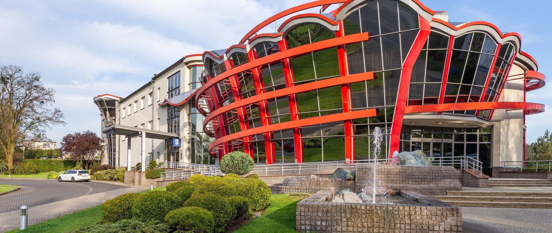 Olympic Hotel, Wronki