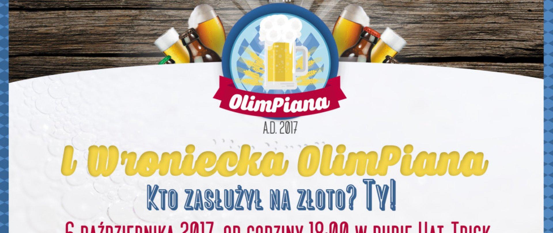 Regionalne piwa w hotelu Olympic
