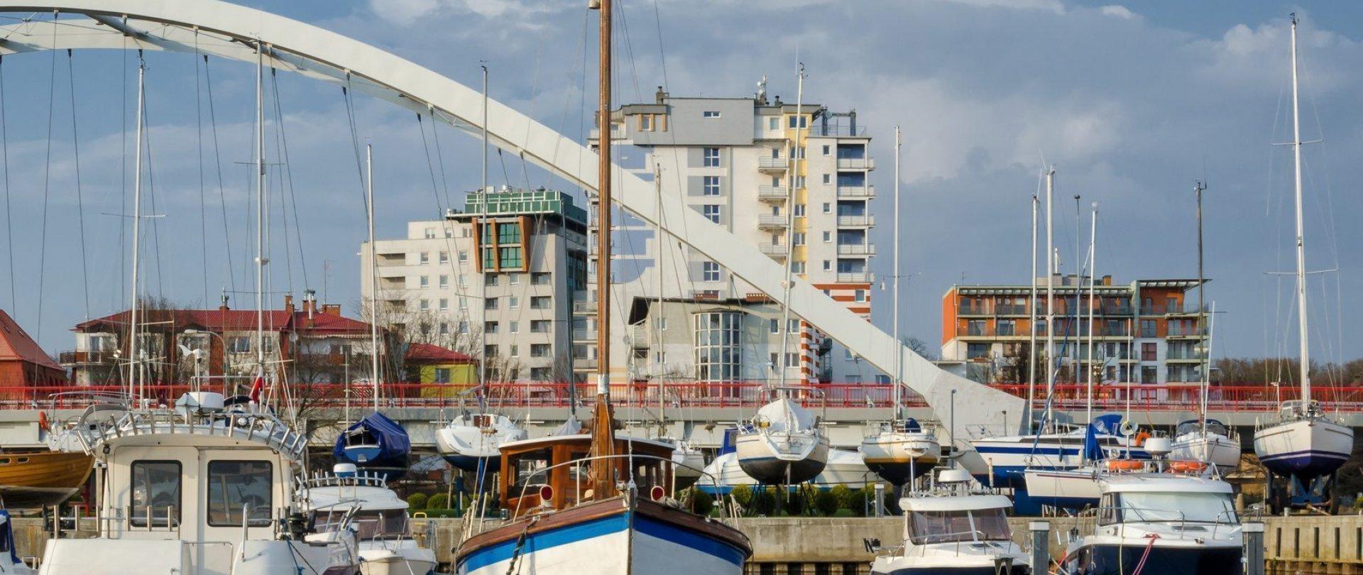 Skansen Morski w Kołobrzegu