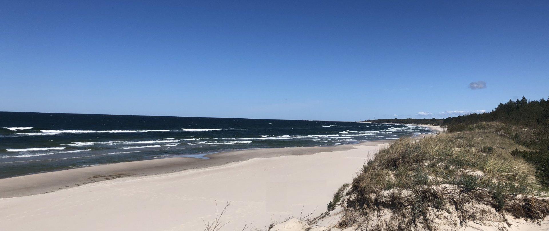 Grzybowska plaża