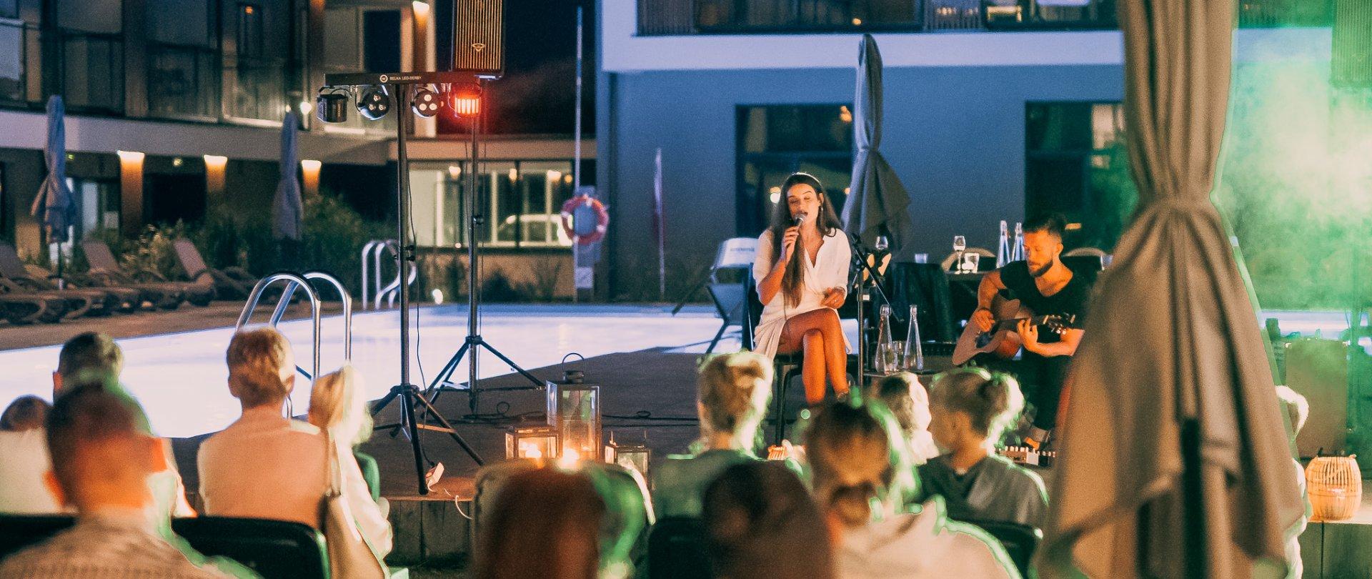 Letnie koncerty w Salticu