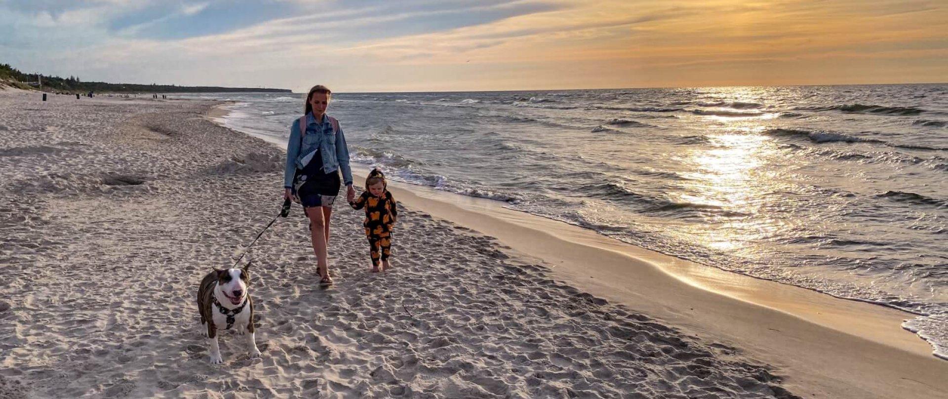 """Rodzinna wyprawa nad morze – poznaj kilka argumentów na """"tak!"""""""