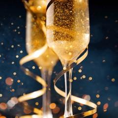 Kolacja sylwestrowa w Restauracji EGO i after party w Cocktail Barze