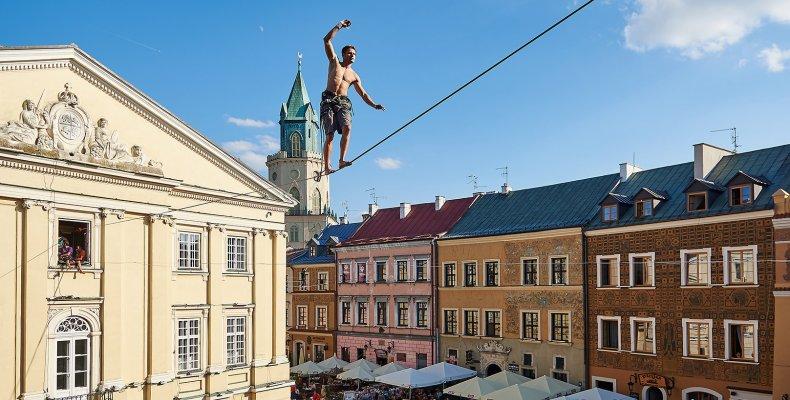 Co robić w Lublinie w wakacje? 5 wydarzeń kulturalnych, które polecamy