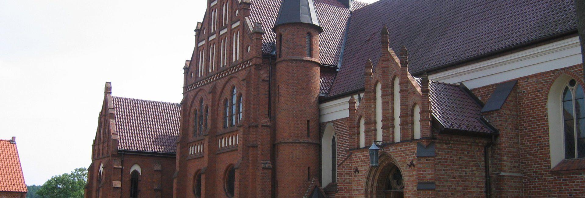 Sanktuarium Maryjne w Gietrzwałdzie (15 km od hotelu)