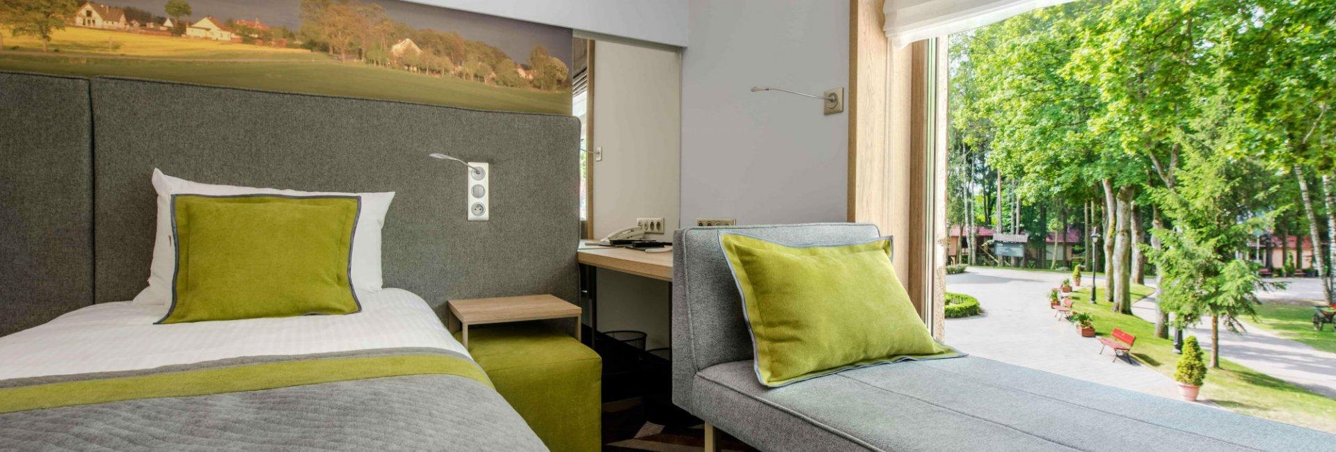 Nowe pokoje i sale konferencyjne na 25-lecie Hotelu Anders