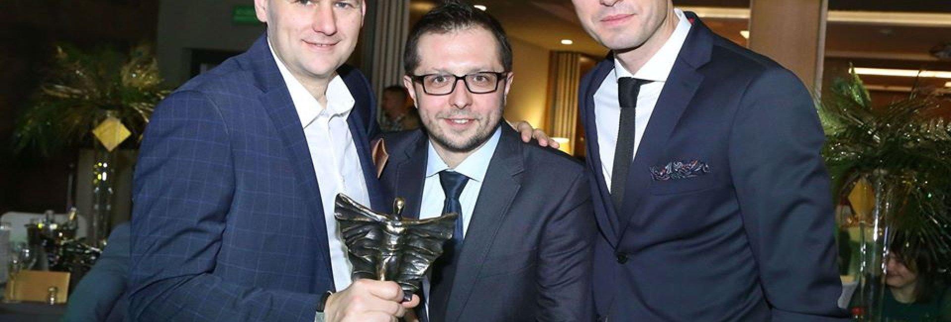Hotel Anders z nagrodą za najlepsze wydarzenie sportowe regionu