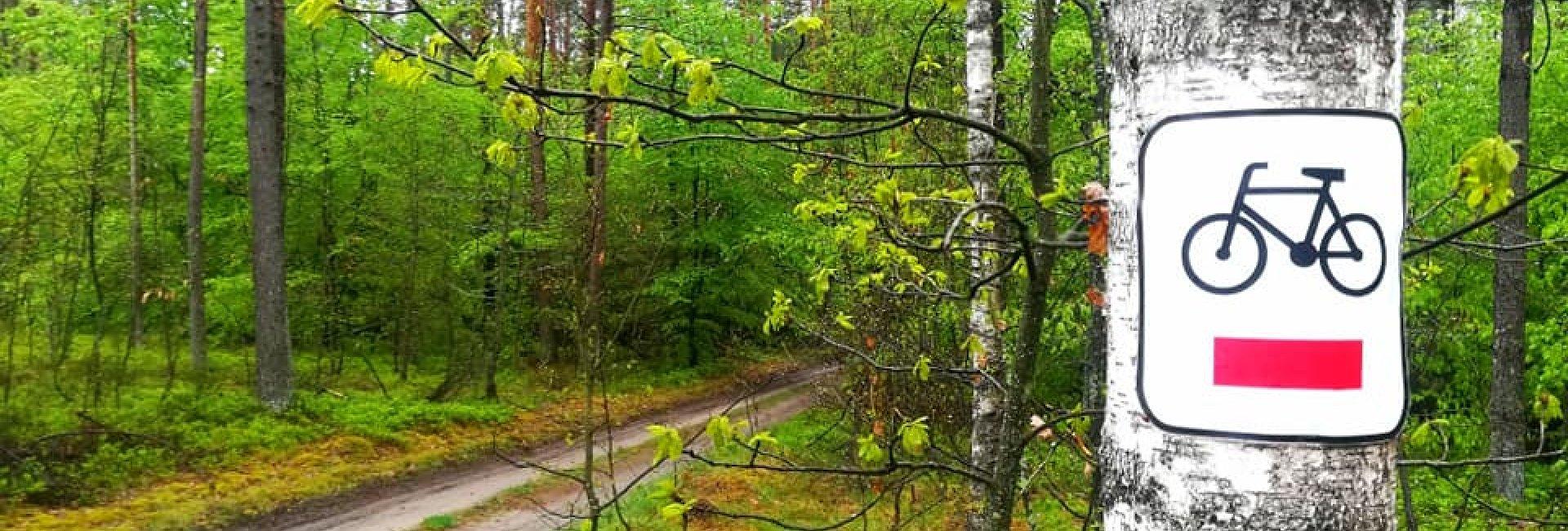 Rowerowy szlak czerwony (84 km)