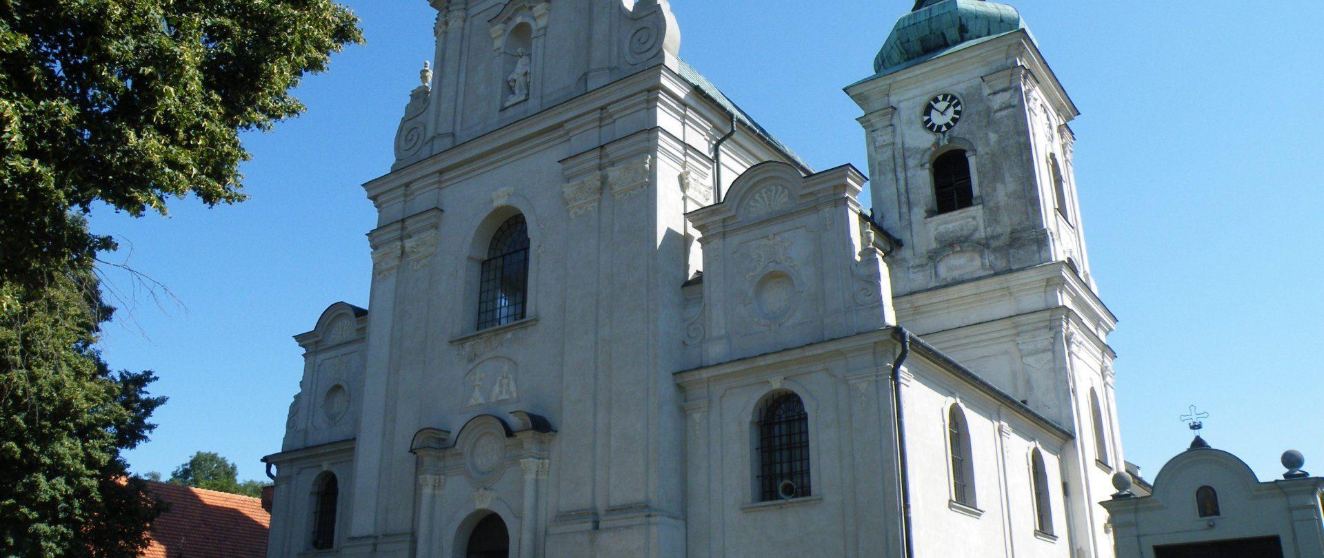 Klasztor Kamedułów w Bieniszewie