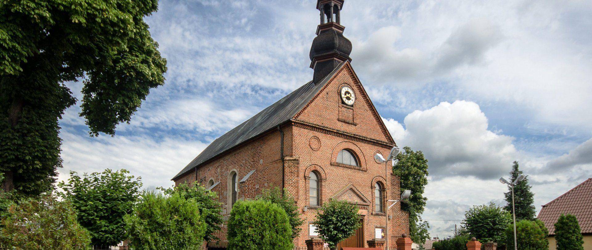 Churches of Kazimierz Biskupi