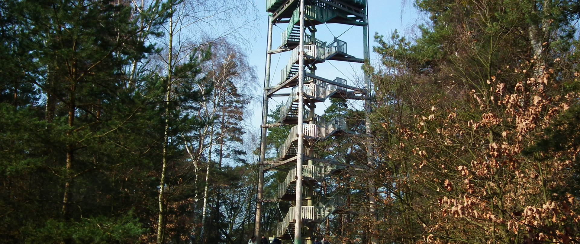 Sightseeing tower (Stary Konin)