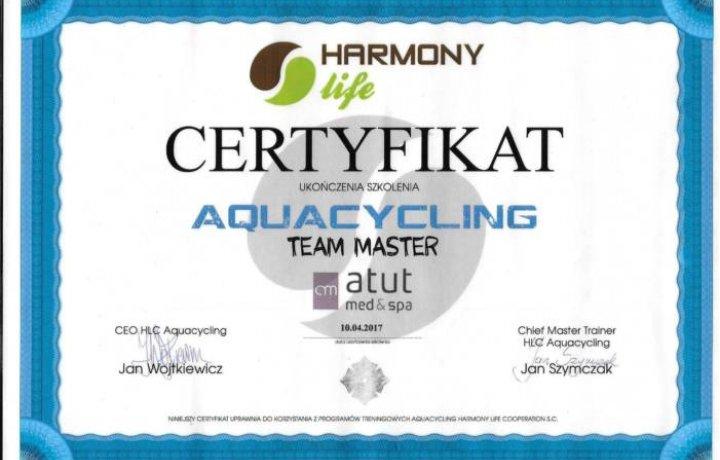 Zajęcia AquaBiking Rewolucyjny wodny fitness w Atut Med&SPA!