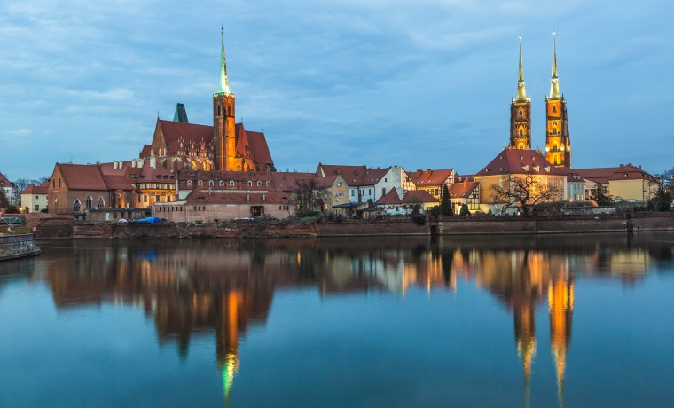 Wrocław – Venice of the North!