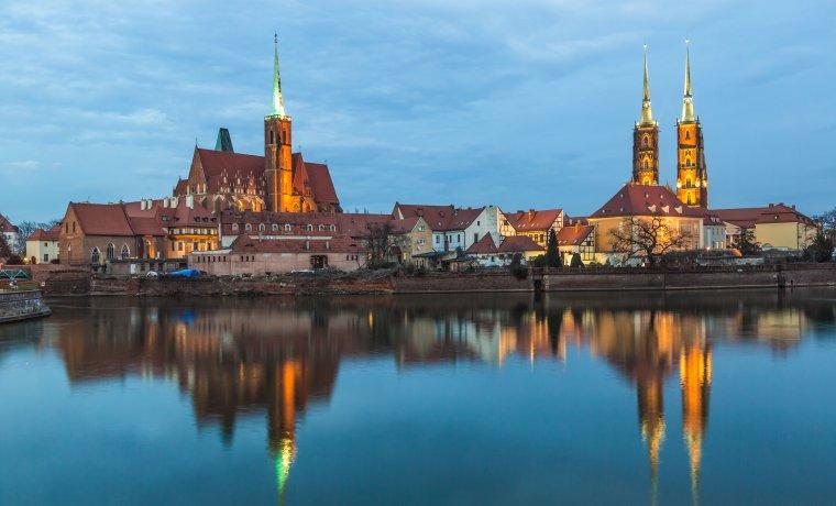 Wrocław - Wenecja Północy!