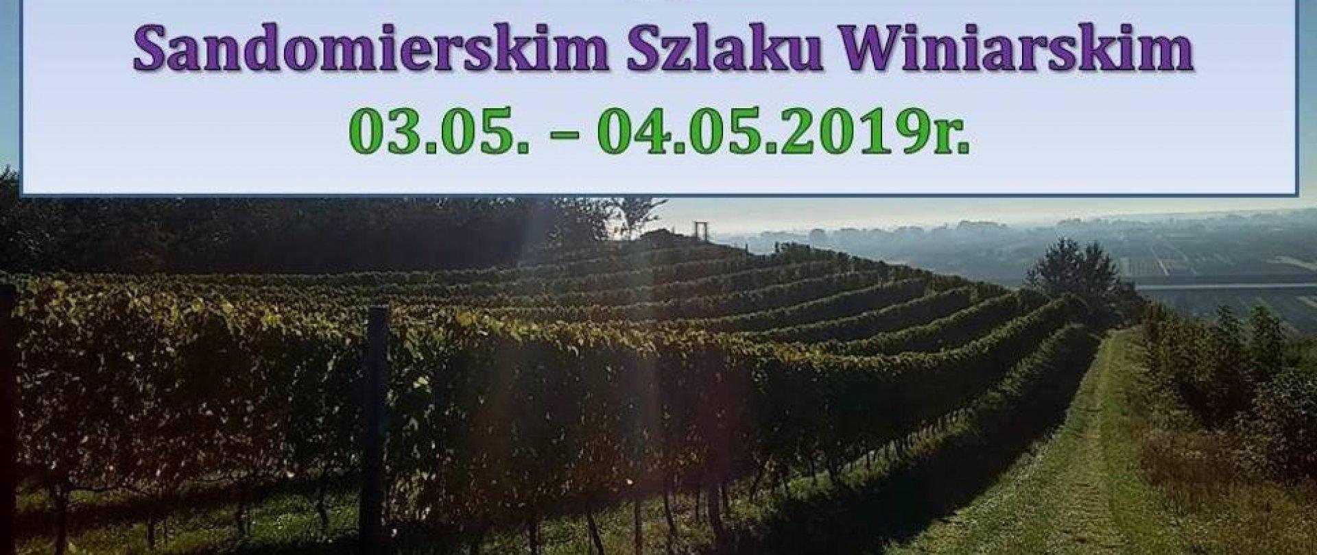 Dzień Otwartych Winnic 03-04.05.2019