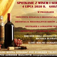 IV Edycja Kolacji z Winem i Serem Regionu