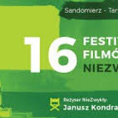 XVI Festiwal Filmów - Spotkań NieZwykłych  1 - 5 maja 2019
