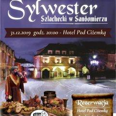 Sylwester Szlachecki w Sandomierzu 2019/2020