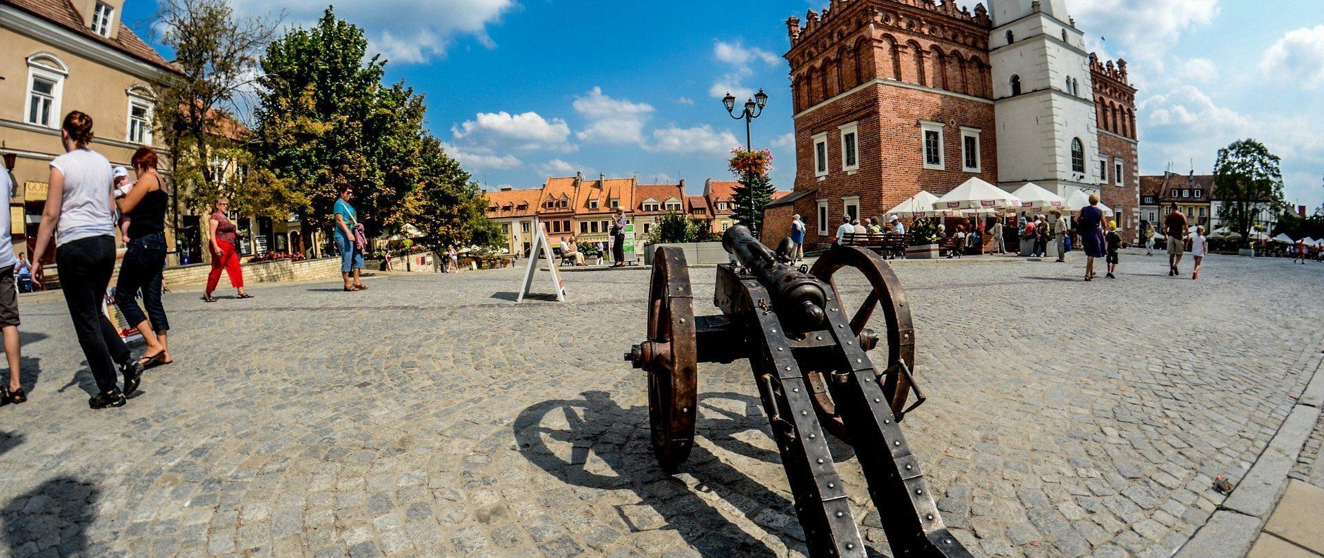 Sandomierz - architektura