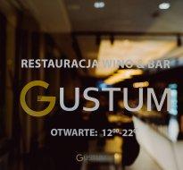 Restaurant GUSTUM WINE & BAR