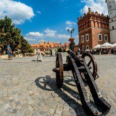 Sandomierz - architecture