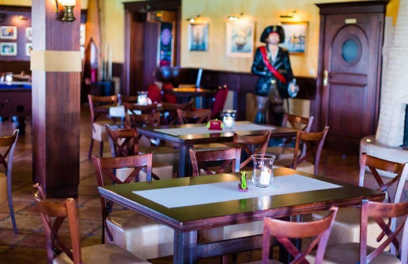 Restauracja<br /> Tawerna Albatros