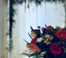 Kwiecisty róż