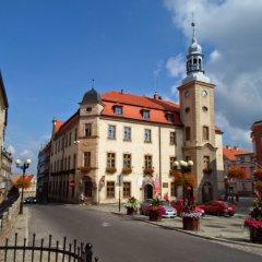 Rynek w Boguszowie-Gorcach