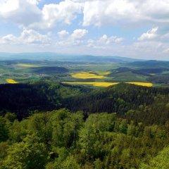 Góra Trójgarb (778 m n.p.m) - Wieża widokowa