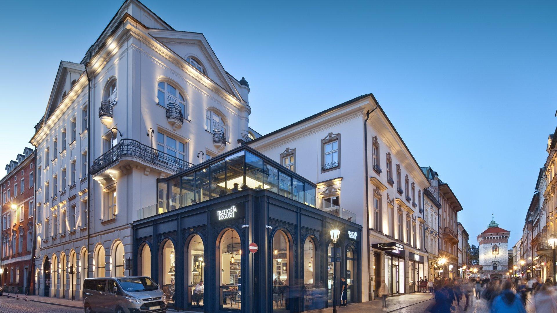 Hotel Unicus Palace, Kraków