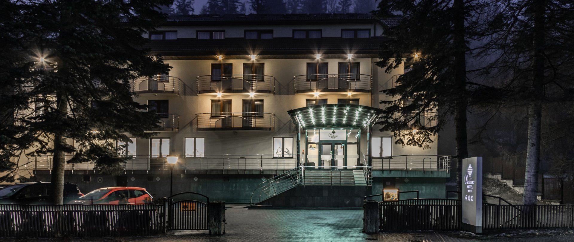 Hotel Vestina, Wisła