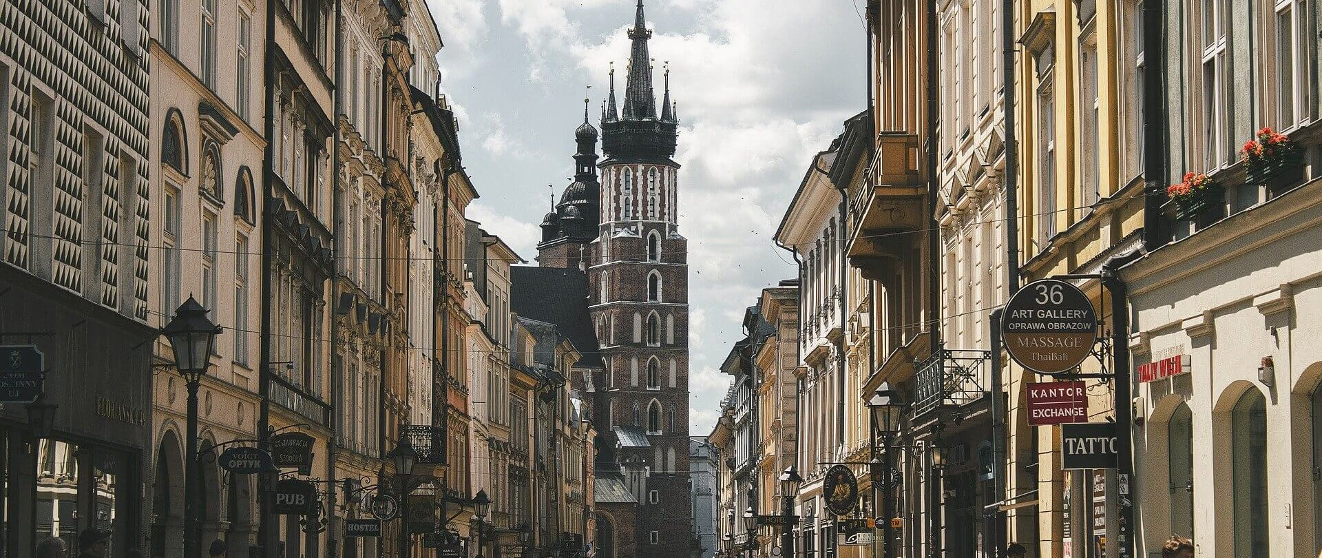 Plan for the weekend in Krakow