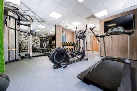 SPA i Fitness