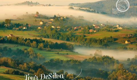 Tour DeSilva -Górski chillout w Beskidach