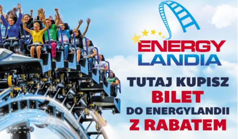 ENERGYLANDIA - 5% zniżki