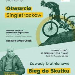 15.08 - otwarcie dusznickich Single tracków