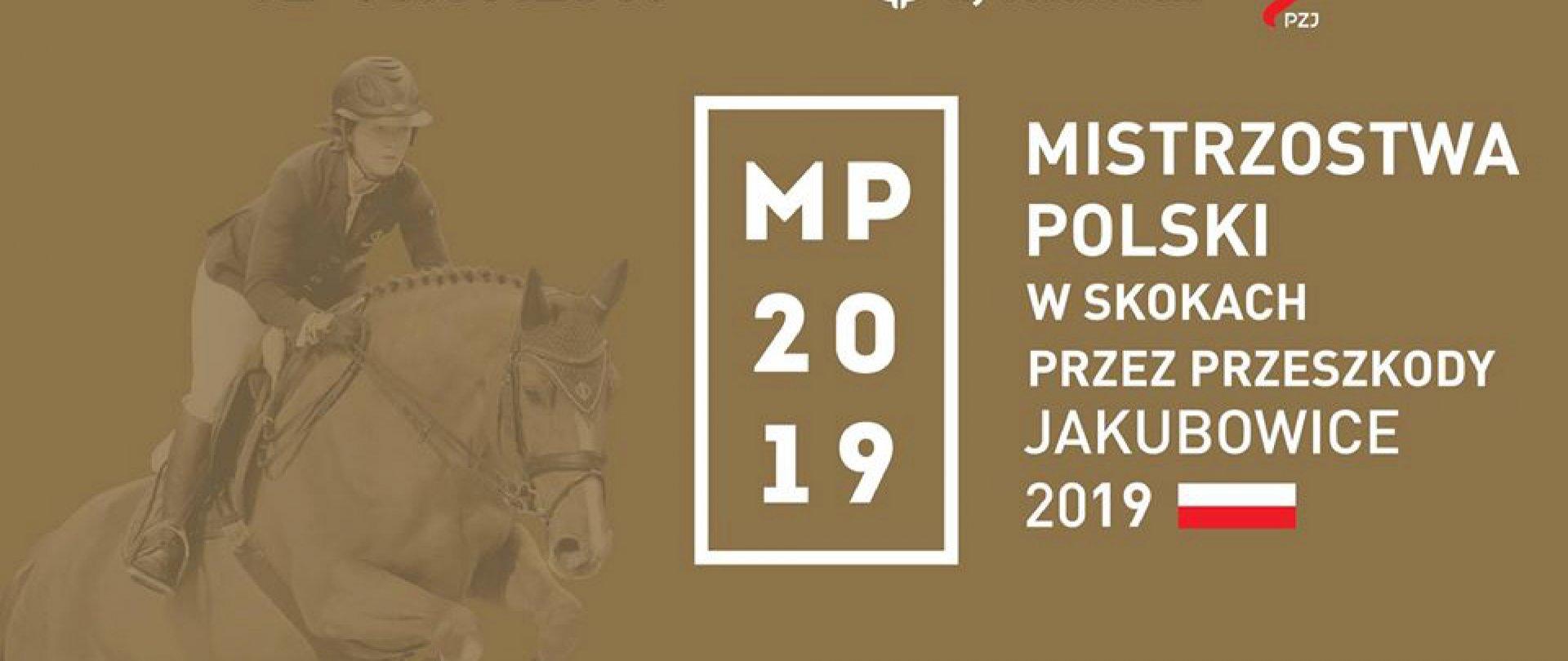 Mistrzostwa Polski w Skokach przez Przeszkody 12-15.09.2019