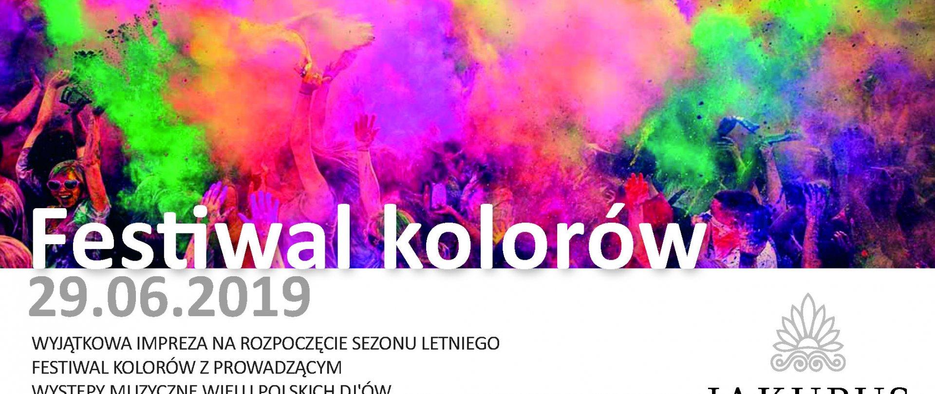 Festival Holi Colours 29 czerwca