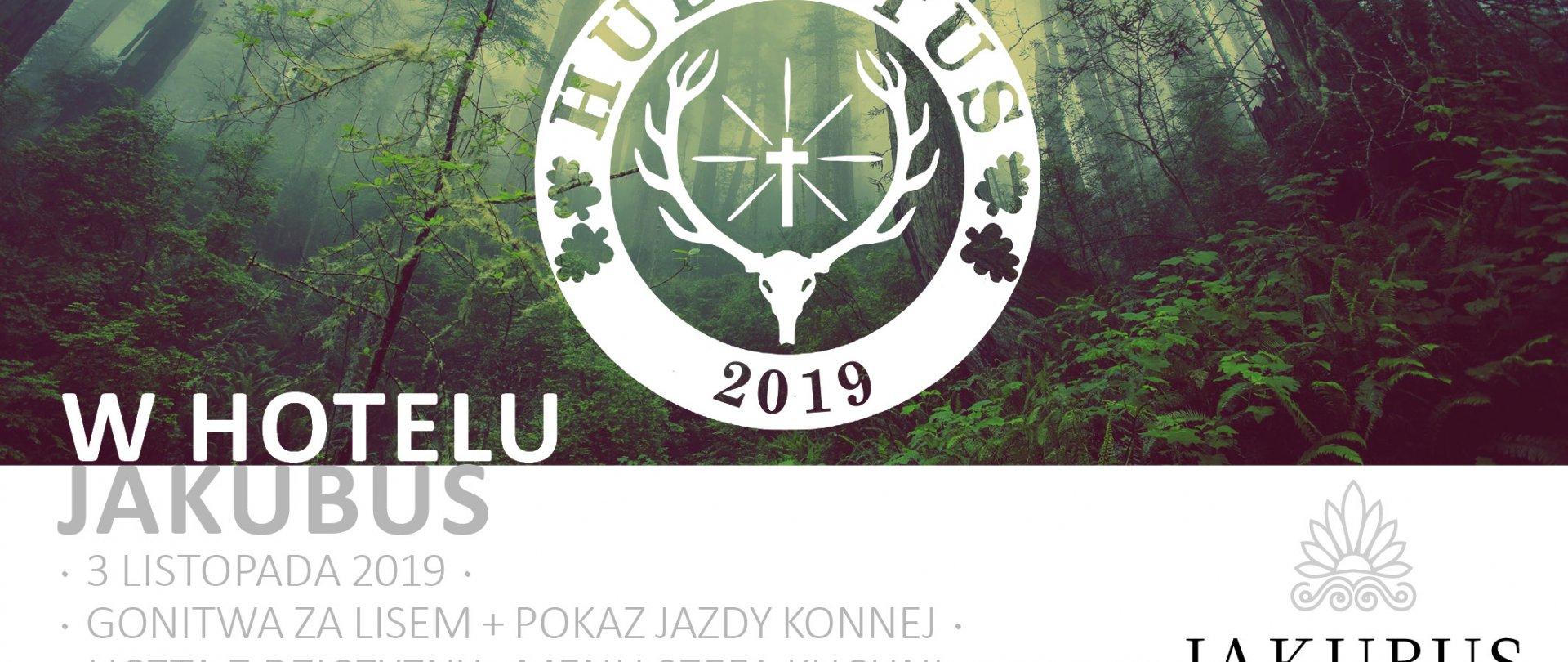 Festiwal Kuchni Myśliwskiej - Hubertus 3.11.2019
