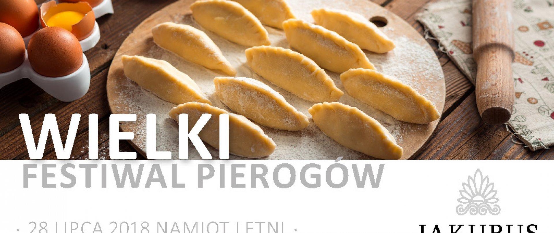 Wielki Festiwal Pierogów 28.07