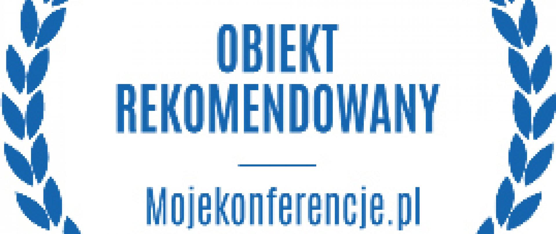 Hotel Jakubus wyróżniony przez portal MojeKonferencje.pl