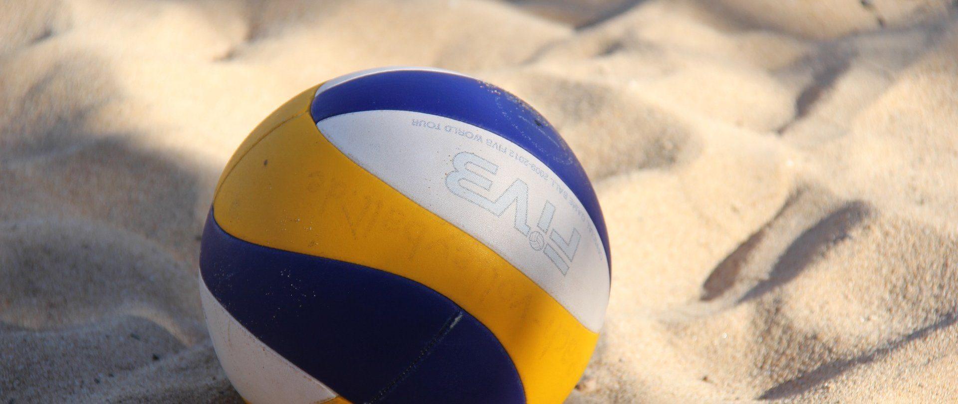 II otwarty turniej piłki plażowej
