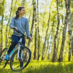 Trasy rowerowe i biegowe