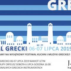 Festiwal Grecki w Jakubusie