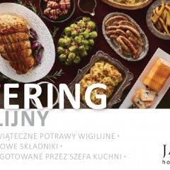 Catering wigilijny - oferta dla klienta indywidualnego