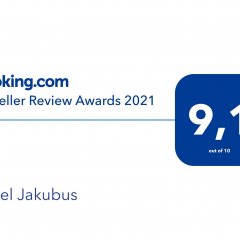 Booking Traveller Review Award 2021