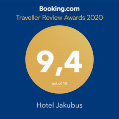 Booking Traveller Review Awards 2020!