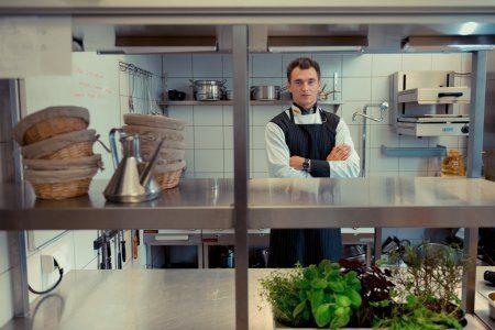Kuchnia hotelu Jakubus***