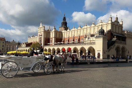 Zachwycający Kraków