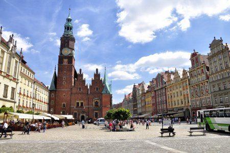 Zaskakujący Wrocław